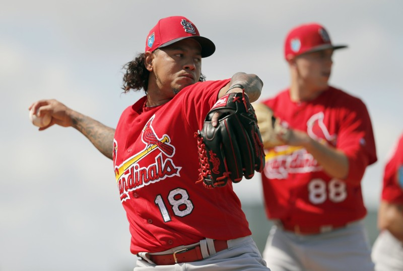 71711cb4b A Look at the Cardinals Current Pitching Situation | ArchCity.Media