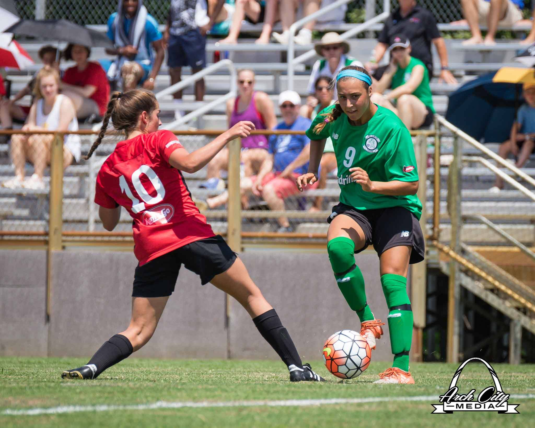 St Louis Lions Wpsl S 24 Hour Sprint Results In Win Four